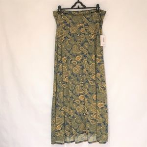 NWT LuLaRoe Maxi skirt or dress